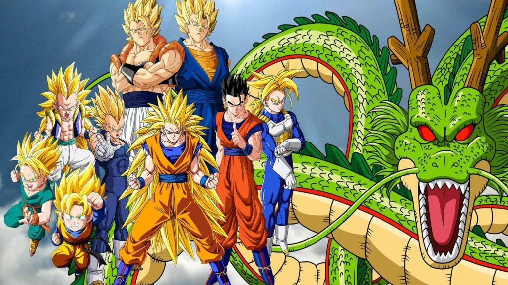 Fun Facts About Dragon Ball Z Here At The Deadite Den We Sure Do Love Our Anime But Know Everything There Is To Favourite Ones